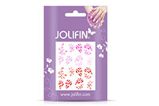 Jolifin Jolly Nailart Tattoo 16 pink