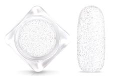 Jolifin Glitterpuder - crystal weiss
