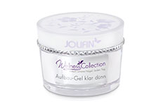 Jolifin Wellness Collection - Aufbau-Gel klar dünn 30ml