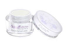 French-Gel soft-white 15ml - Jolifin Wellness Collection