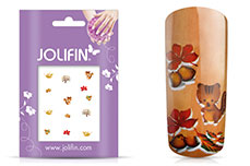 Jolifin Nailart Autumn Tattoo 3