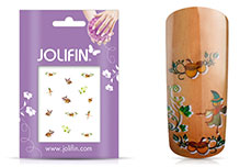 Jolifin Nailart Autumn Tattoo 5