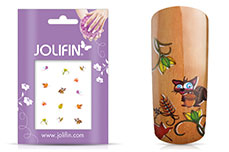 Jolifin Nailart Autumn Tattoo 7