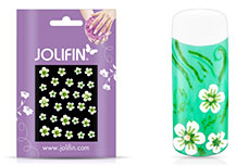 Jolifin Blossom Nailart Sticker 1