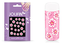 Jolifin Blossom Nailart Sticker 6