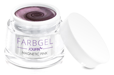 Jolifin Farbgel magnetic pink 5ml