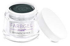 Jolifin Farbgel 4plus magnetic petrol 5ml