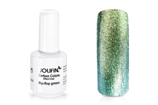 Jolifin Carbon Effect-Coat flip-flop green 14ml