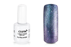 Jolifin Carbon Colors Effect-Coat flip-flop purple 14ml