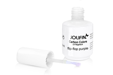 Jolifin Carbon Effect-Coat flip-flop purple 14ml