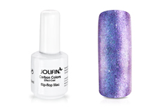 Jolifin Carbon Effect-Coat flip-flop lilac 11ml