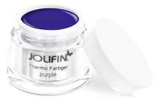Jolifin Thermo Farbgel 4plus purple 5ml