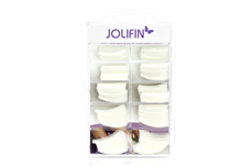 Jolifin 100er Tipbox natural short cut
