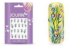 Jolifin Flora Nailart Tattoo 2