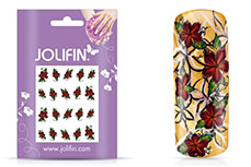 Jolifin Flora Nailart Tattoo 4