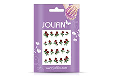 Jolifin Flora Nailart Tattoo 5