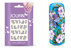 Jolifin Flora Nailart Tattoo 7