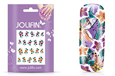 Jolifin Flora Nailart Tattoo 8