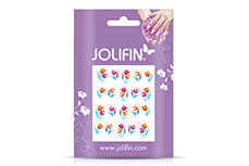 Jolifin Flora Nailart Tattoo 9