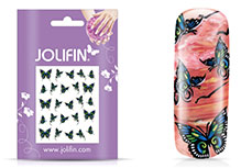 Jolifin Flora Nailart Tattoo 11