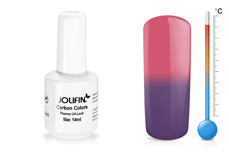 Jolifin Carbon Colors Thermo UV-Lack lilac 11ml