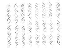 Jolifin Nailart Silvercurve Tattoo Nr. 5