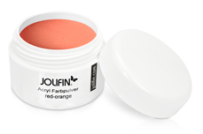 Jolifin Acryl Farbpulver - red-orange 5g