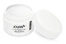 Jolifin Acryl Farbpulver natural white 5g
