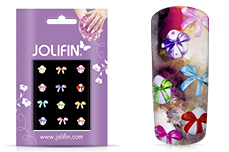 Jolifin Nailart Ostertattoos Nr. 1