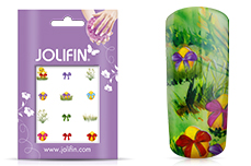 Jolifin Nailart Ostertattoos Nr. 2