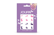 Jolifin Nailart Ostertattoos Nr. 10