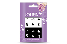 Jolifin Nailart Ostertattoos Nr. 11