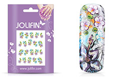 Jolifin intensive Nailart Sticker Folie 2