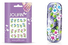 Jolifin intensive Nailart Sticker Folie 6