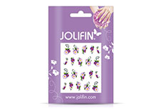 Jolifin intensive Nailart Sticker Folie 7