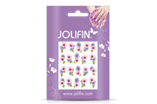 Jolifin intensive Nailart Sticker Folie 9