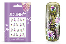 Jolifin intensive Nailart Sticker Folie 11