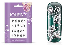 Jolifin soft Nailart Sticker Folie 3
