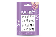 Jolifin soft Nailart Sticker Folie 6