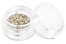 Jolifin Nailart Metallic Plates titanium