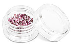 Jolifin Nailart Metallic Plates soft rose
