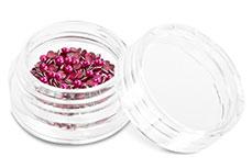Jolifin Nailart Metallic Plates pink blossom