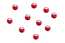 Jolifin Nailart Metallic Plates raspberry