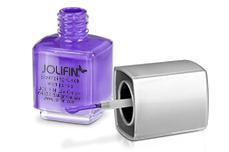 Jolifin Stamping-Lack - neon purple 12ml