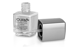 Jolifin Stamping-Lack - pure-grey 12ml