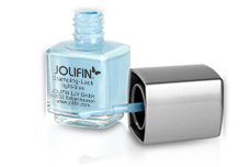 Jolifin Stamping-Lack light-blue