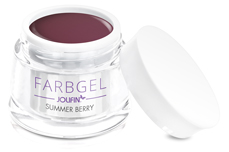 Jolifin Farbgel summer berry 5ml