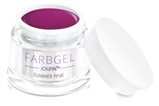 Jolifin Farbgel summer pink 5ml
