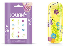 Jolifin Nailart Holiday Tattoo 4
