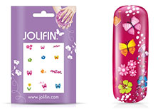 Jolifin Nailart Holiday Tattoo 5